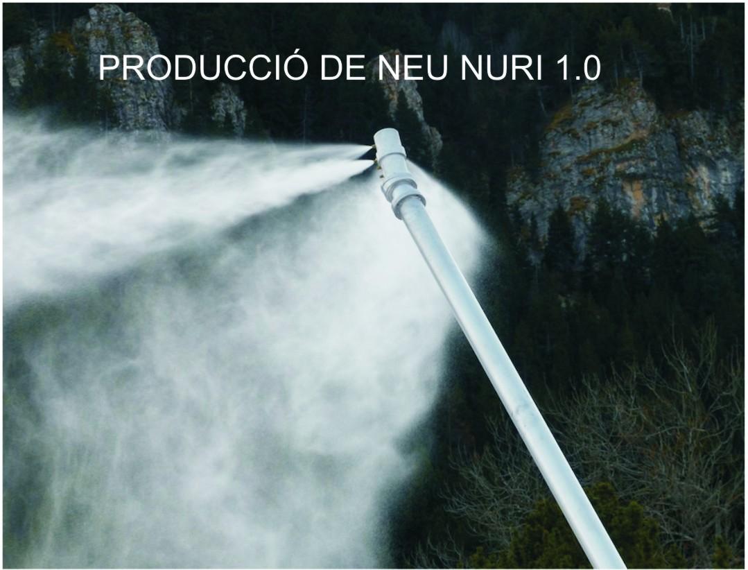 PRODUCCIÓ DE NEU NURI 1.0