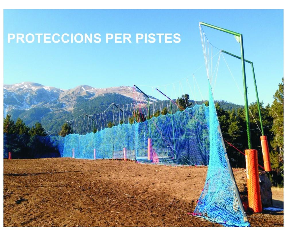PROTECCIONES DE PISTAS