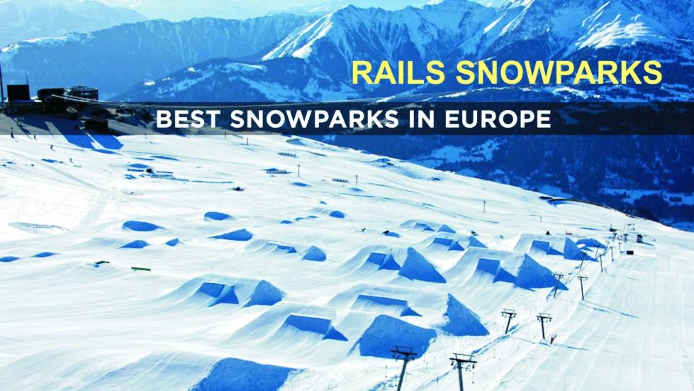 RAIL SNOWPARK