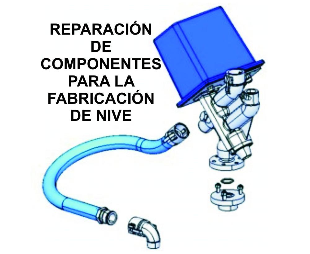 REPARACIÓN DE PRODUCTOS DE NIEVE